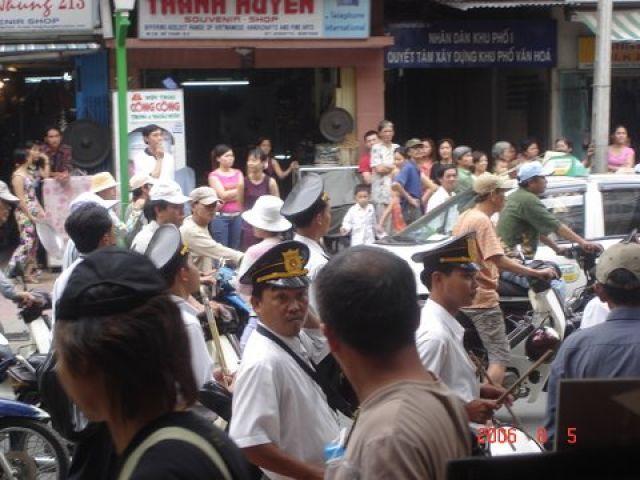 Zdjęcia: Ho Chi Minh City, Pogrzeb, WIETNAM