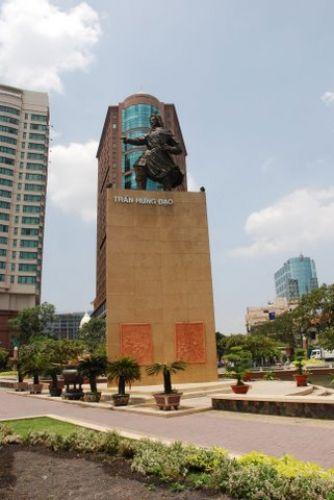 Zdjęcia: HCMC, Ho Chi Minh City, Sajgońskie widoczki, WIETNAM