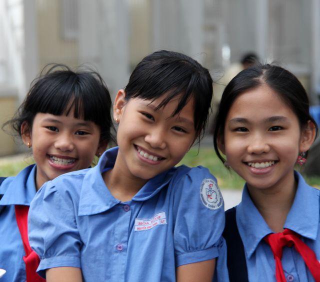 Zdjęcia: Sajgon, Sajgon, Pionierzy, WIETNAM