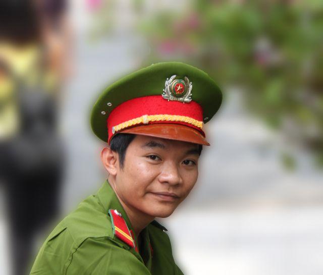 Zdjęcia: Dzielnica 1, Ho Chi Minh, Siła w armii, WIETNAM