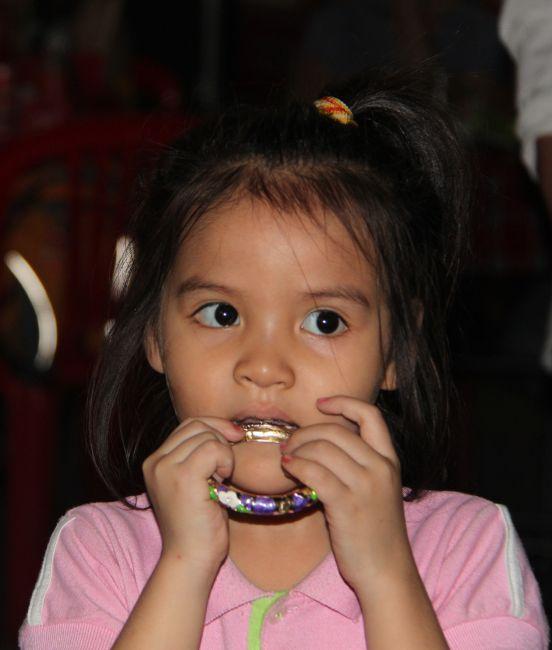 Zdjęcia: Dzielnica 1, Ho Chi Minh, Dziewczynka, WIETNAM