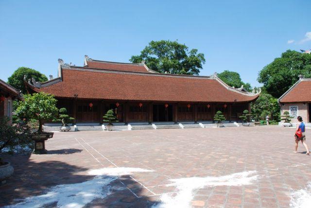 Zdj�cia: Quoc Tu Giam Str, Hanoi, Pierwszy Uniwersytet w Hanoi, WIETNAM