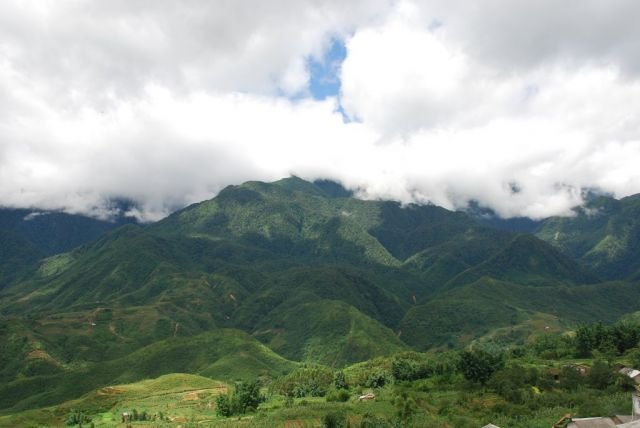 Zdj�cia: Sapa, Lao Cai, Sapa widoczki, WIETNAM
