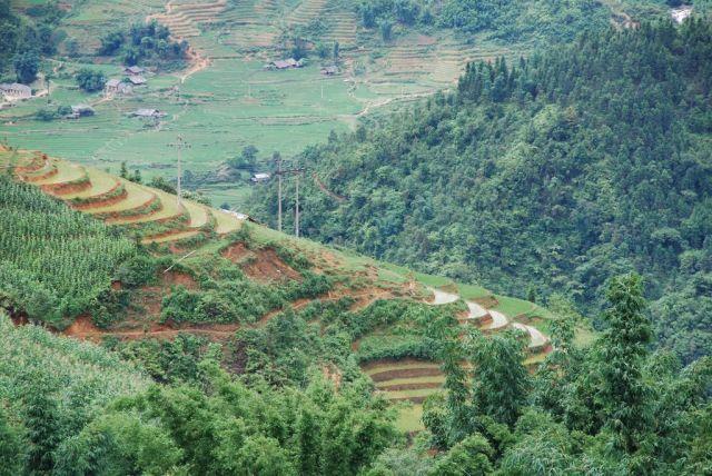 Zdjęcia: Sapa, Lao Cai, Sapa widoczki, WIETNAM