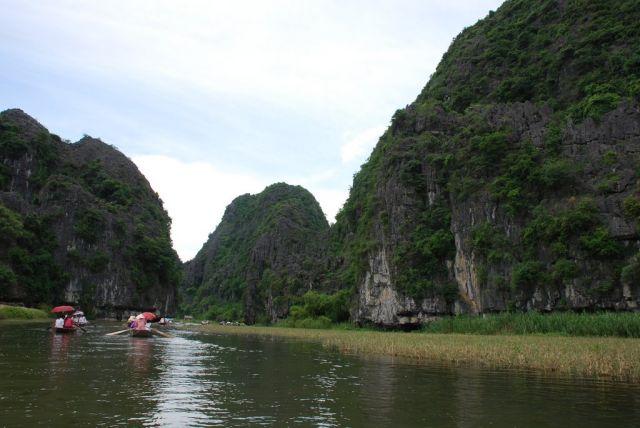 Zdjęcia: Hoa Lu Ancient Capital, Tam Coc, Tam Coc, WIETNAM