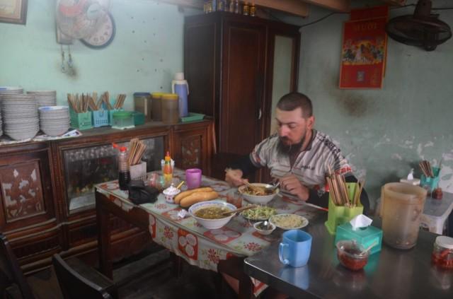 Zdjęcia: Wietnam, Wietnam, W pho'szarni, WIETNAM