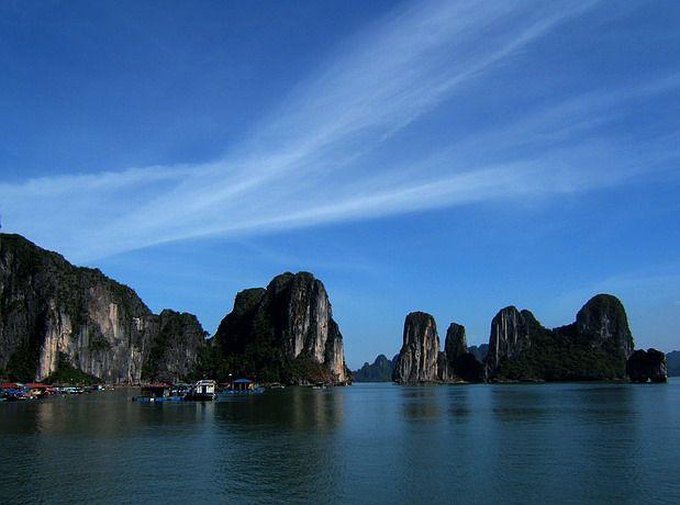 Zdjęcia: Ha Long, Ha Long Bay, WIETNAM