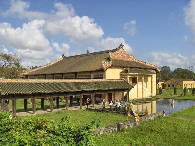 Zdjęcia: Hue - dawne budowle królewskie , Hue, WIETNAM