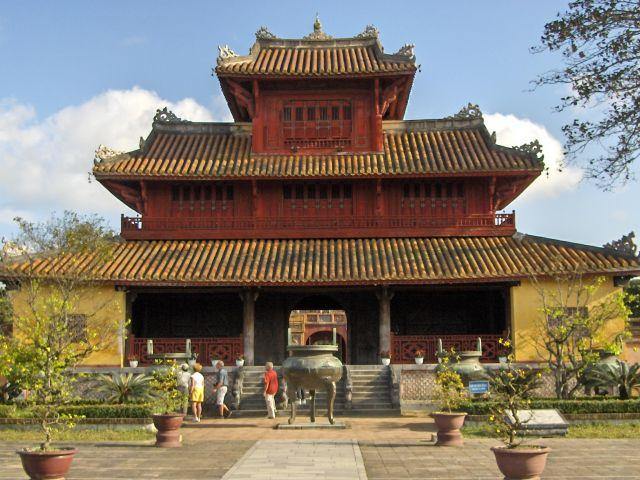 Zdj�cia: Hue - dawne budowle kr�lewskie , Hue, WIETNAM