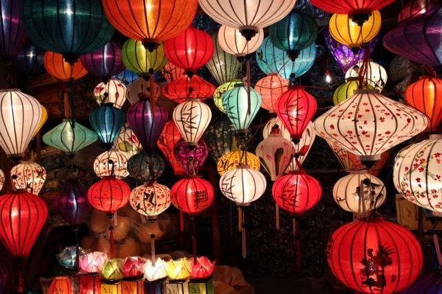 Zdjęcia: Hoi An, Środkowy Wietnam, Miasto Lampionów, WIETNAM