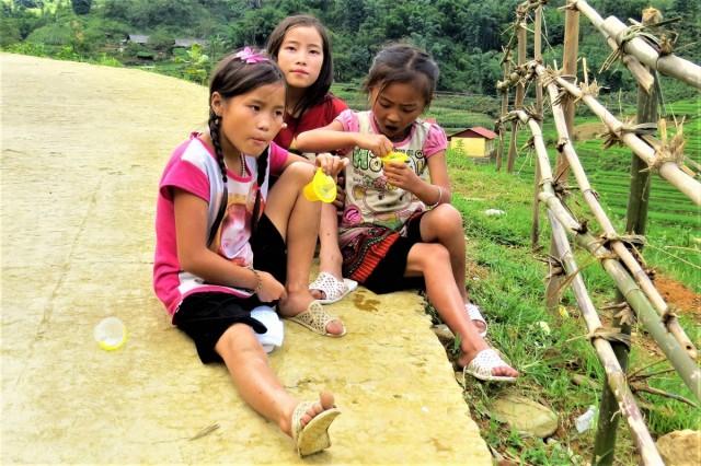 Zdjęcia: Sa Pa, Lao Cai, Dzieci, WIETNAM