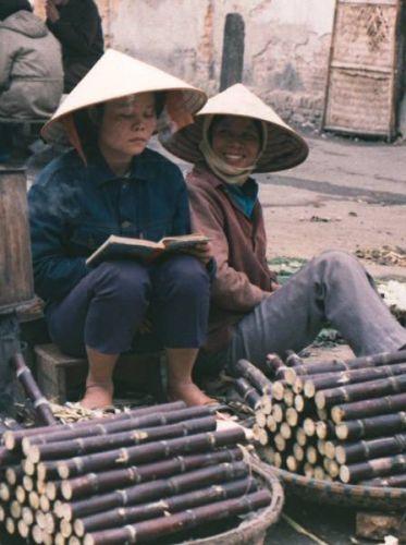 Zdjęcia: Haiphong, Haiphong, na targu, WIETNAM