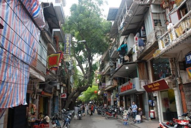 Zdjęcia: ul. Hang Hanh, Hanoi, Ulica Cebulowa, WIETNAM