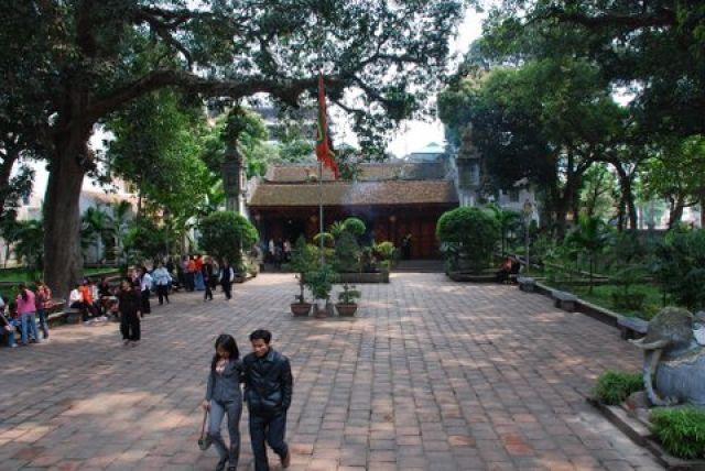Zdjęcia: Duong Thanh Nien, Hanoi, Pagoda den Quan Thanh, WIETNAM