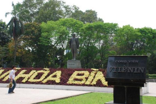 Zdjęcia: Dien Bien Phu, Hanoi, Lenin w Hanoi, WIETNAM