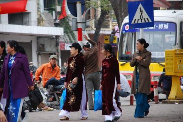 Zdjęcia: Cau Go, Hanoi, !, WIETNAM