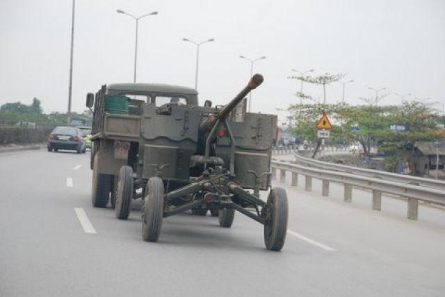 Zdj�cia: Duong Nguyen Khoai, Hanoi, Mobilne sily VN, WIETNAM