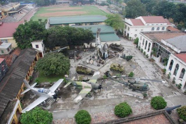 Zdjęcia: 28A Dien Bien Phu Road, Hanoi, Military History Museum, WIETNAM