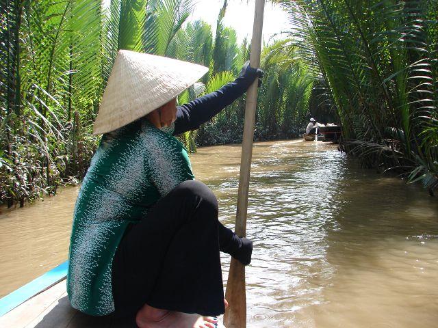 Zdjęcia: Sajgon, Delta Mekongu, WIETNAM