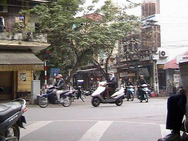Zdjęcia: Hanoi, Polnocny Wietnam, Hanoi - ulice miasta, WIETNAM
