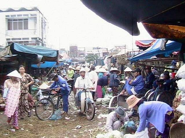 Zdjęcia: Hue, Polnocny Wietnam, Targowisko, WIETNAM