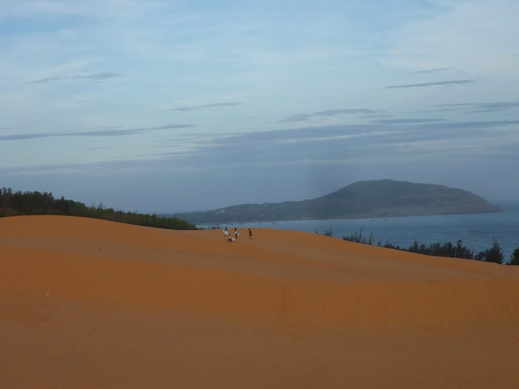 Zdjęcia: MUI NE, południe, czerwone wydmy, WIETNAM