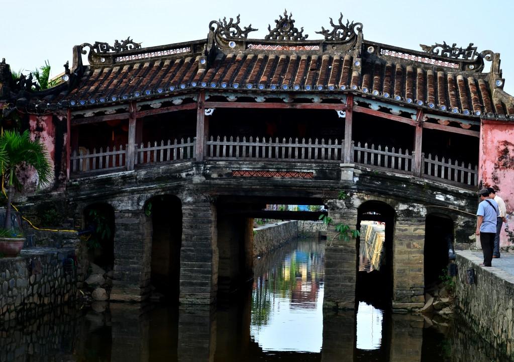 Zdjęcia: Hoi An, prowincji Quảng Nam, most Japoński..., WIETNAM