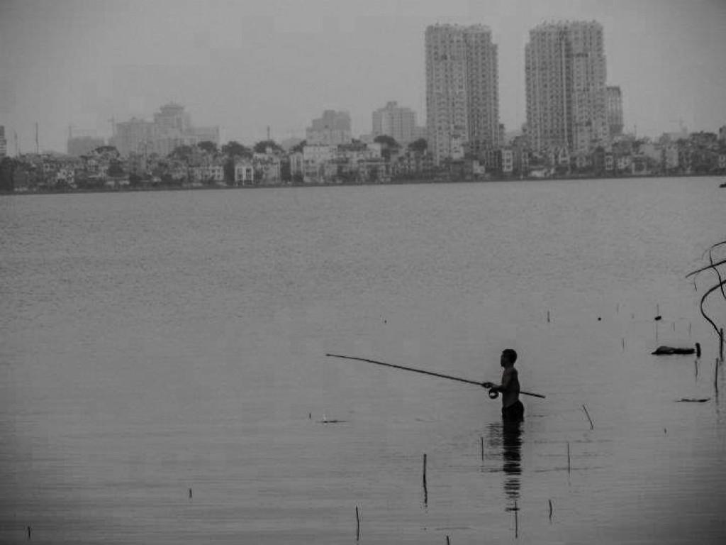 Zdjęcia: Ha noi, Ha noi, Na ryby, WIETNAM