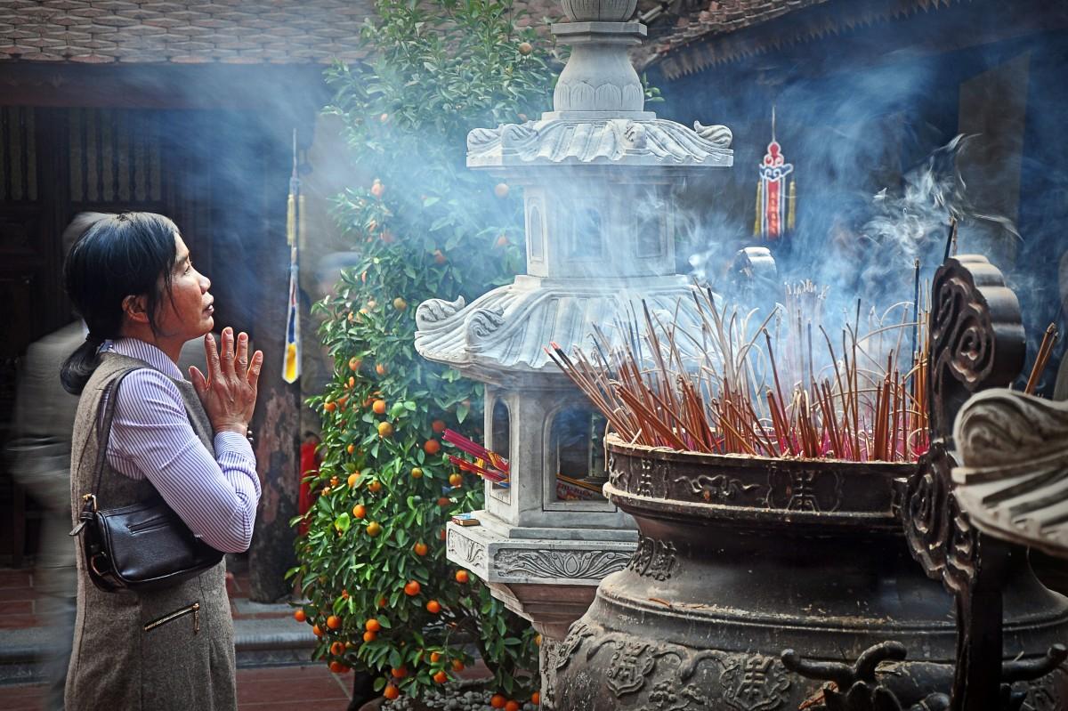 Zdjęcia: Hanoi, Północna część Wietnamu, Upojenie chwilą..., WIETNAM