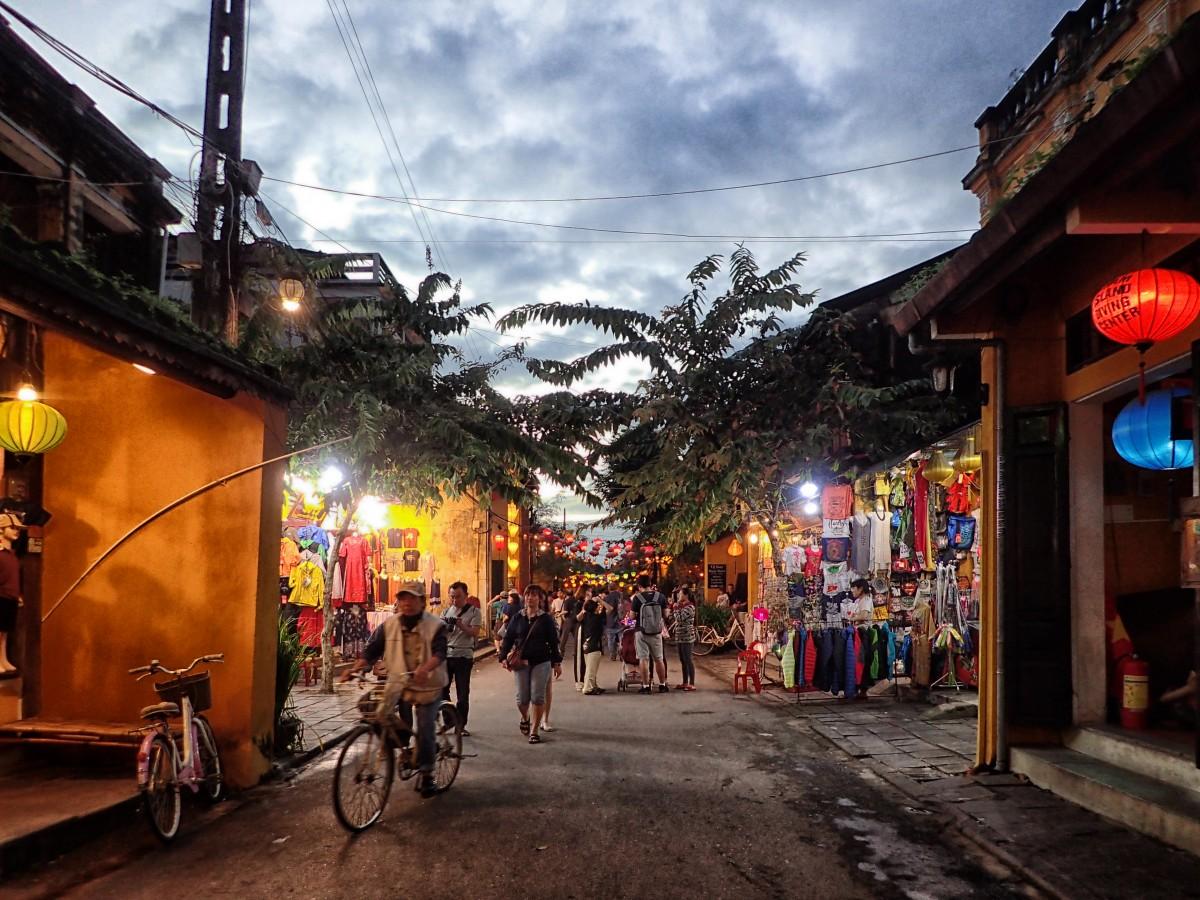 Zdjęcia: Hoi An, Prowincja Quảng Nam, Nocny Hoi An, WIETNAM