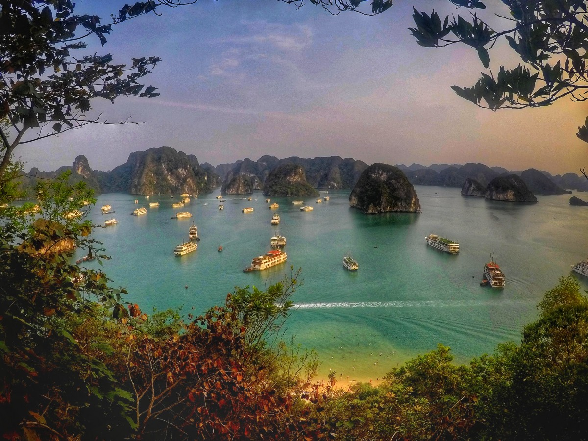 Zdjęcia: Ha Long, Quang Ninh, Zatoka 1969 wysp, WIETNAM