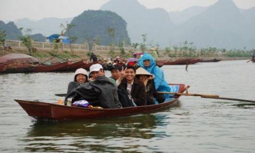 Zdjęcie WIETNAM / Pagoda Huong / 50 km. od Hanoi / Na szlaku