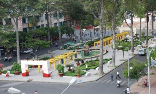 Zdjęcie WIETNAM / HCM City / Nguyen Du / Sajgonskie klimaty