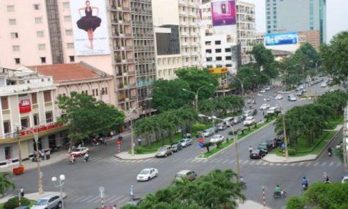 Zdjęcie WIETNAM / HCM City / DL Le loi / Sajgonskie klimaty