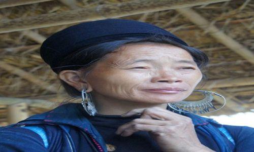 Zdjecie WIETNAM / - / Sapa / Konkurs_Kobieta Black Hmong
