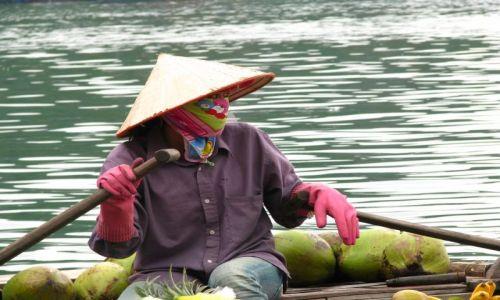 Zdjecie WIETNAM / polnocny Wietnam / Halong Bay / Konkurs - Aby sie tylko nie opalic!