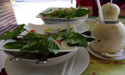 Zdjecie WIETNAM / HCMC / Ho Chi Minh City / najlepsze Pho w Sajgonie