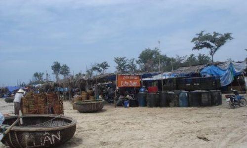 Zdjęcie WIETNAM / Mune / Morze Południowo-chińskie / Wioska rybacka
