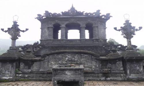Zdjecie WIETNAM / hue / .. / pagoda