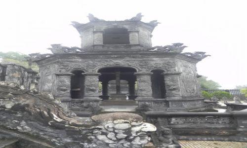 Zdjecie WIETNAM / hue / ,, / pagoda