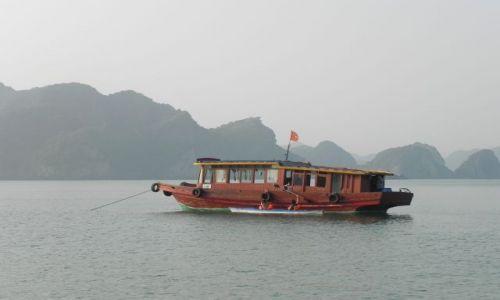 Zdjęcie WIETNAM / halong bay / ... / okolice zatoki halong