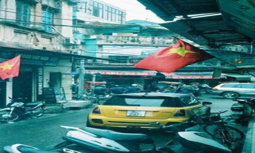 WIETNAM / Azja / Wietnam / Zima w Wietnamie 5