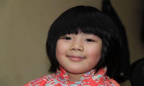 Zdjęcie WIETNAM / Delta Rzeki Czerwonej / Hanoi / Dziewczynka