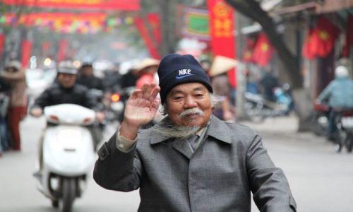 Zdjecie WIETNAM / Delta Rzeki Czerwonej / Hanoi / Wujek Ho