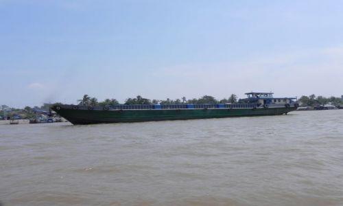 Zdjęcie WIETNAM / mekong / ... / rzeka