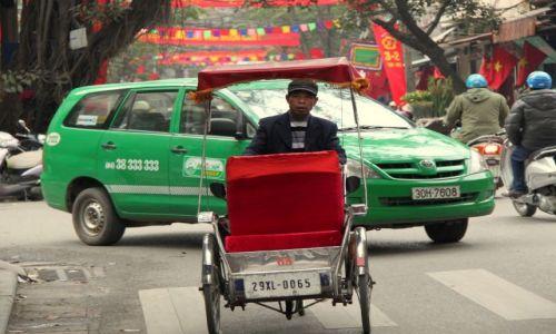 Zdjęcie WIETNAM / Delta Rzeki Czerwonej / Hanoi / Stare miasto