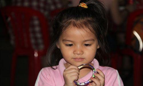 Zdjęcie WIETNAM / Ho Chi Minh / . / Speszona