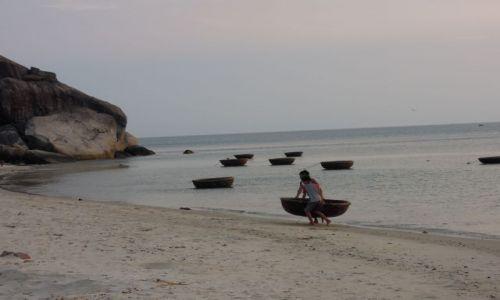 Zdjecie WIETNAM / Da Nang / Cham Island / Łupinki :)