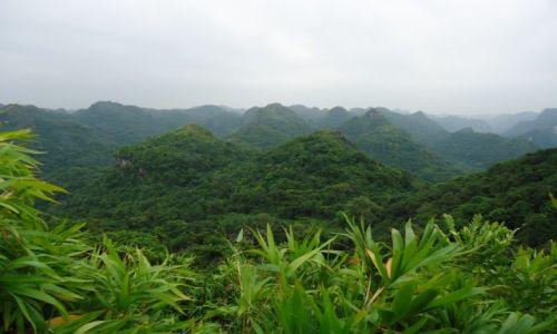 Zdjęcie WIETNAM / Prowincja Quang Ninh / CaT Ba / Panorama Cat Ba
