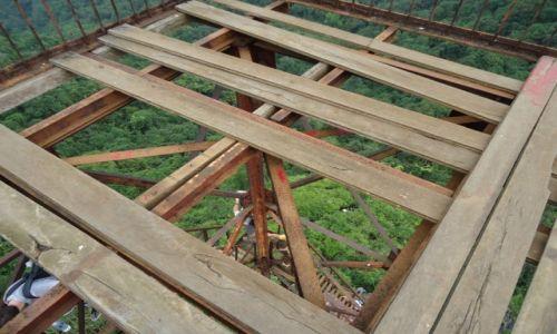 Zdjęcie WIETNAM / Prowincja Quang Ninh / CaT Ba / Wieża widokowa